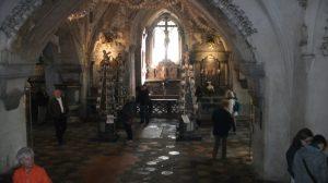 Kutna Hora Csont kápolna